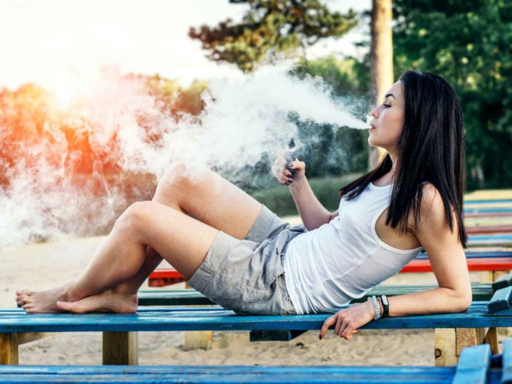 What are the awesome reasons for vaping?